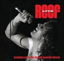 Live at the Carling Academy Bristol - CD Audio di Reef