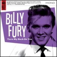 Turn My Back on You - CD Audio di Billy Fury