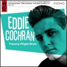 Twenty Flight Rock - CD Audio di Eddie Cochran