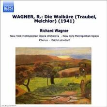 La Valchiria (Die Walküre) - CD Audio di Richard Wagner,Erich Leinsdorf,Metropolitan Orchestra,Lauritz Melchior,Helen Traubel