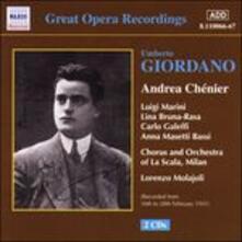 Andrea Chénier - CD Audio di Umberto Giordano
