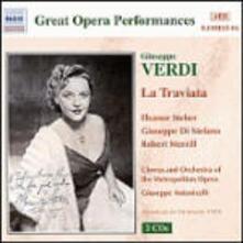 La Traviata - CD Audio di Giuseppe Verdi,Giuseppe Di Stefano,Eleanor Steber,Giuseppe Antonicelli
