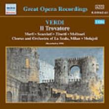 Il Trovatore - CD Audio di Giuseppe Verdi,Orchestra del Teatro alla Scala di Milano,Lorenzo Molajoli