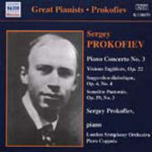 Prokofiev plays Prokofiev - CD Audio di Sergej Sergeevic Prokofiev,London Symphony Orchestra,Piero Coppola