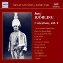 Collection vol.1 - CD Audio di Jussi Björling
