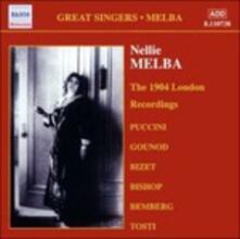 Complete Grammophone Company Recordings vol.2 - CD Audio di Nellie Melba
