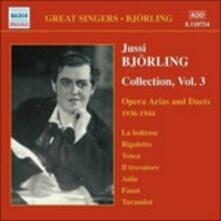 Collection vol.3 - CD Audio di Jussi Björling