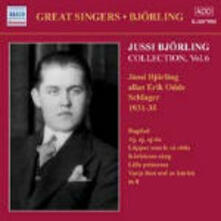 Jussi Björling Collection vol.6 - CD Audio di Jussi Björling