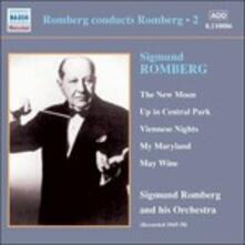 Romberg conducts Romberg vol.2 - CD Audio di Sigmund Romberg