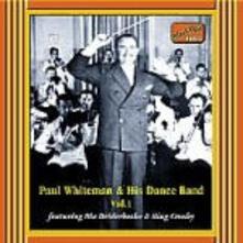 Paul Whiteman & His Dance Bands - CD Audio di Paul Whiteman