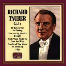 Favourites vol.1 - CD Audio di Richard Tauber