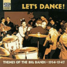 Jazz Swing. Themes of the Big Bands 1934-1947 - CD Audio