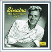 The Early Years vol.1: 1940-1942 - CD Audio di Frank Sinatra