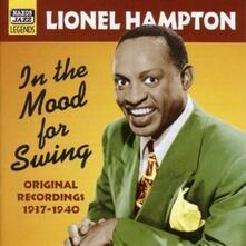 In the Mood for Swing - CD Audio di Lionel Hampton