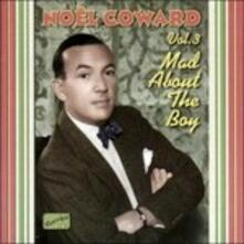 Mad About the Boy - CD Audio di Noel Coward