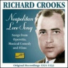 Neapolitan Love Song - CD Audio di Richard Crooks