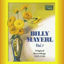 Original Recordings vol.1 1925-1936 - CD Audio di Billy Mayerl