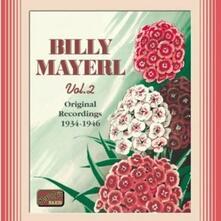 Original Recordings vol.2 1934-1946 - CD Audio di Billy Mayerl