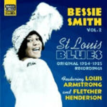 St. Louis Blues - CD Audio di Bessie Smith