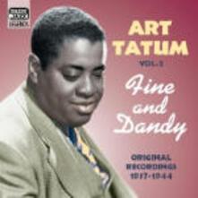 Fine and Dandy - CD Audio di Art Tatum