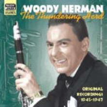 The Thundering Herd. Original Recordings vol.3: 1945-1947 - CD Audio di Woody Herman