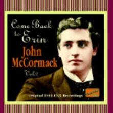 Come Back to Erin - CD Audio di John McCormack