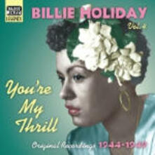 You're my Thrill - CD Audio di Billie Holiday