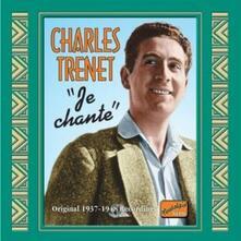 Je chante - CD Audio di Charles Trenet