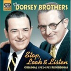 CD Stop, Look & Listen Dorsey Brothers