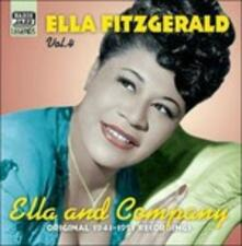 Ella and Company - CD Audio di Ella Fitzgerald