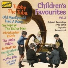 CD Children's Favourites vol.2