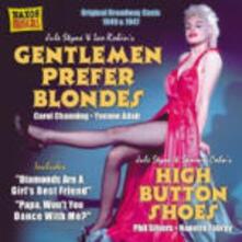 Gli Uomini Preferiscono Le Bionde - High Button Shoes (Colonna Sonora) - CD Audio
