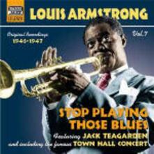 Louis Armstrong vol.7 - CD Audio di Louis Armstrong