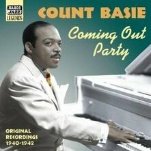 Coming Out Party. Original Recordings vol.3 1940-1942 - CD Audio di Count Basie