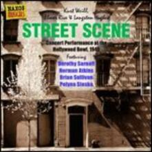 Street Scene (Concert Performance at the Hollywood Bowl 1949) - CD Audio di Kurt Weill,Izler Solomon