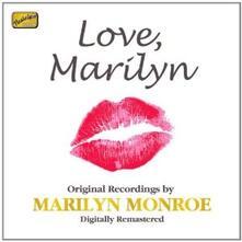 Love, Marilyn 1953-1958 - CD Audio di Alfred Newman (Orchestra)