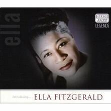 Introducing...Ella Fitzgerarld - CD Audio di Ella Fitzgerald