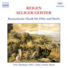 Musica romantica per flauto e arpa - CD Audio