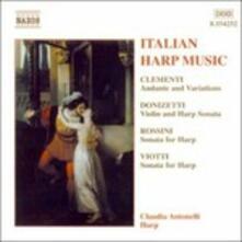L'arpa italiana - CD Audio