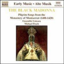 The Black Madonna. Musica dei pellegrini del Monastero di Montserrat 1400-1420 - CD Audio
