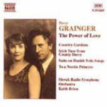Opere per orchestra - CD Audio di Percy Grainger