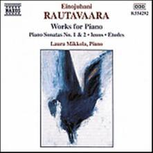 Opere complete per pianoforte - CD Audio di Einojuhani Rautavaara,Laura Mikkola