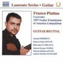 Guitar Recital - CD Audio di Franco Platino