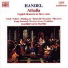 Athalia - CD Audio di Georg Friedrich Händel