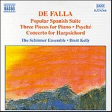 Suites e danze - CD Audio di Manuel De Falla