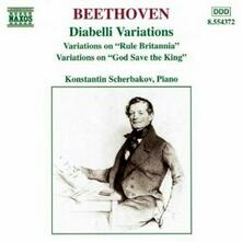 Variazioni Diabelli - CD Audio di Konstantin Scherbakov