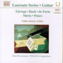 Guitar Recital - CD Audio di Fabio Zanon
