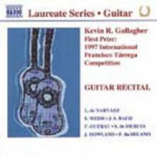 Musica rinascimentale e barocca per chitarra - CD Audio