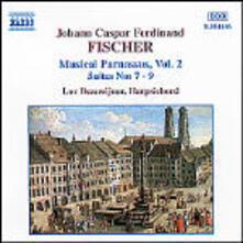 Musical Parnassus vol.2 - CD Audio di Johann Caspar Ferdinand Fischer