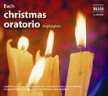 Oratorio di Natale (Weihnachts-Oratorium) (Selezione) - CD Audio di Johann Sebastian Bach
